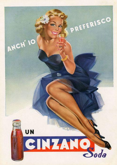 1950 1970s Italy Through Vintage Food Ads Italy Magazine