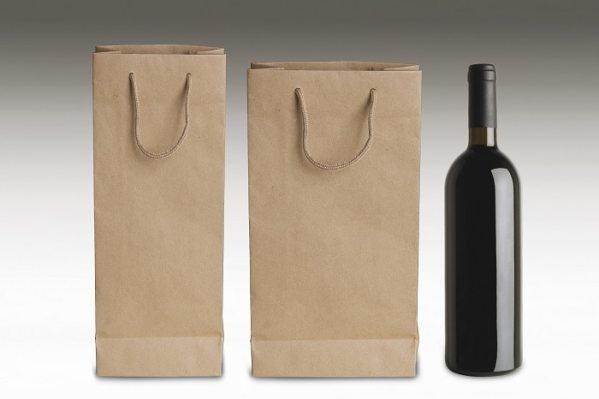 Buste in carta per bottiglie