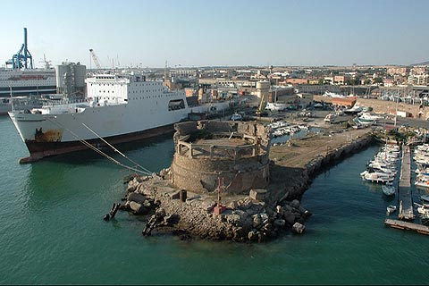 Civitavecchia Italy Places To Visit Including The