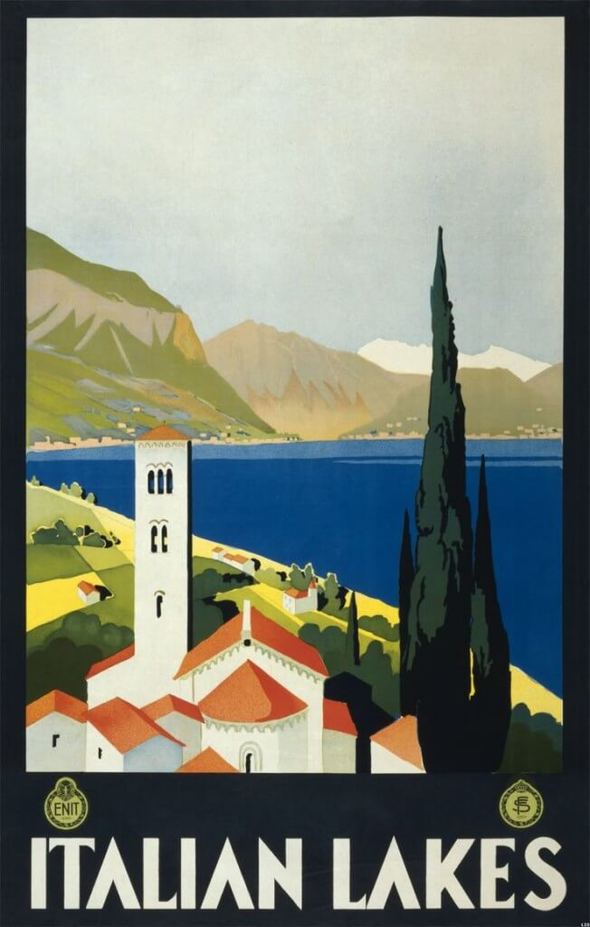 Top Italian Art Deco Posters Italy Travel And Life