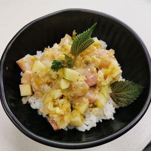 Ceviche Bowl - Poke Bowl - Itamae