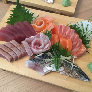 Sashimi Royal - Sushi - Itamae
