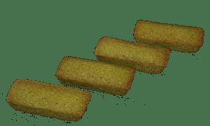 Financiers au thé vert matcha - Desserts - Itamae