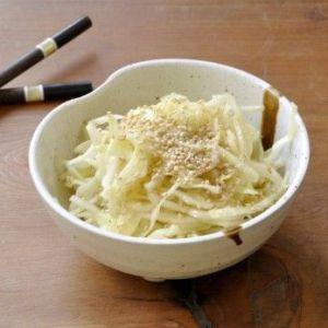 Salade de chou marinée Itamae