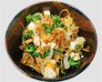 Yakisoba vegan chez Itamae restaurant japonais à Marseille