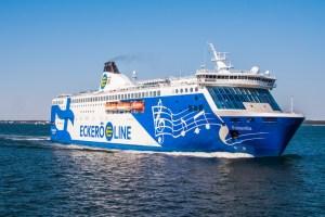 Eckerö Linen matkustajamäärässä huikea kasvu vuonna 2018 – 350 000 matkustajaa enemmän edellisvuoteen nähden