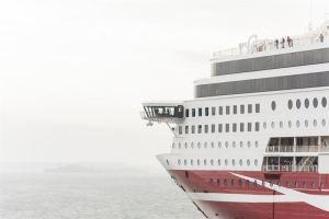 Viking Linella vakaa matkustajamäärä vuonna 2018