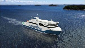 RMC:n uusi alus tuo töitä länsirannikolle – laaja sopimus sähköjärjestelmistä Vaasan seudun yritysten kanssa