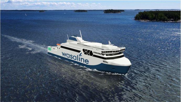 RMC:n uusi alus tuo töitä länsirannikolle – laaja sopimus sähköjärjestelmistä