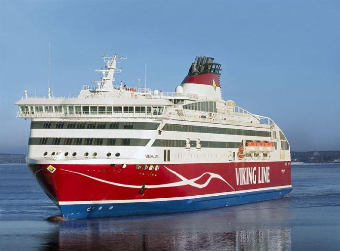 Viking Linelle heinäkuussa hienot matkustajaluvut – kaikkien aikojen