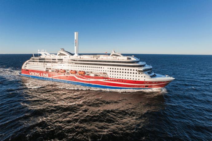Työharjoittelu Viking Linen laivoilla kasvattaa nuoria muusikkoja esiintyjinä