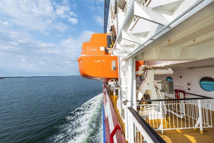 Huoltovarmuuskeskus tukee Viking Linen liikennöintiä välillä Turku‒Ahvenanmaa�