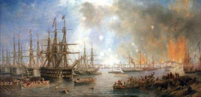 Itämeri ja sen sotaisa historia