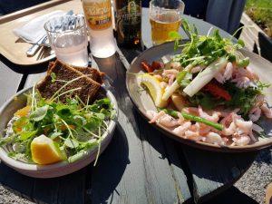 Ruokavalintoja Itämeren veneilijöille ja matkailijoille