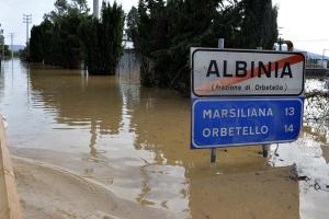 inundaciones italia