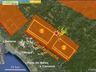 terremoto garfagnana 2013