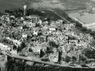 irpinia terremoto