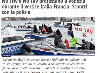 disturbios venecia