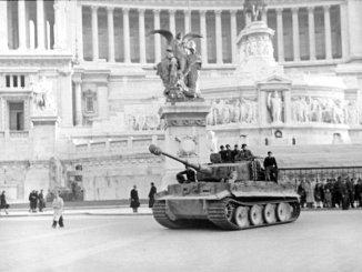 nazi roma