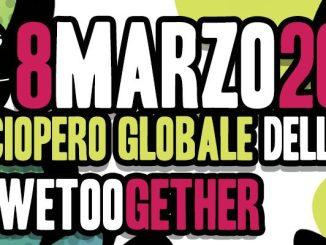 huelga feminista italia