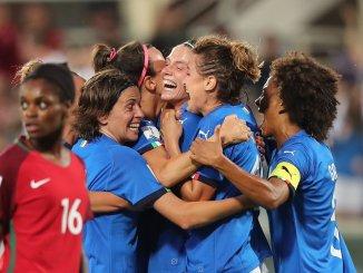 italia futbol femenino