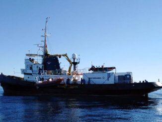 barco ong italia