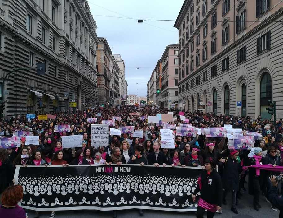 8 marzo italia feminista