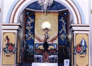 igreja catolica altar