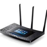 Lançamento de Roteador Wifi com alcance de 3 km²