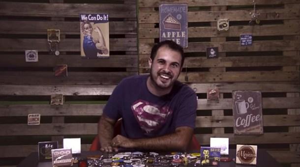 Vinicius Stael - foto vídeo youtube