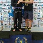 Júnior Mello conquista primeiro lugar na categoria pesadono evento kings of jiu-jitsu