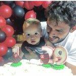 Vereador Fabinho Câmara comemorou no último dia 09/02 aniversário junto com seu filho Bianco