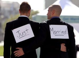 Casamento homoafetivo autorizado na Austrália (Divulgação)
