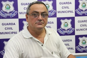 Coronel PM Vanderlei Manoel de Oliveira é secretário municipal de Defesa Social de Itapira e comandante da Guarda Civil Municipal de Itapira