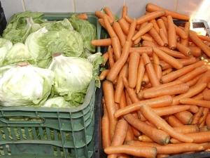 Hortaliças e legumes são os vilões da inflação (Divulgação)