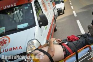 Campanha do Samu quer reduzir  acidentes graves e fatais