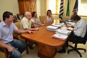 Encontro reuniu dirigentes de cinco entidades (Divulgação)
