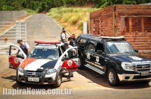 Menores foram detidos pela PM, com apoio da GCM