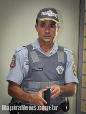 Treinamento tem a coordenação do major Mello Araújo