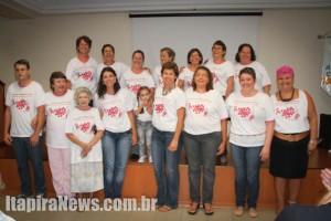 Associação 'Pétalas de Rosas' foi oficialmente apresentada