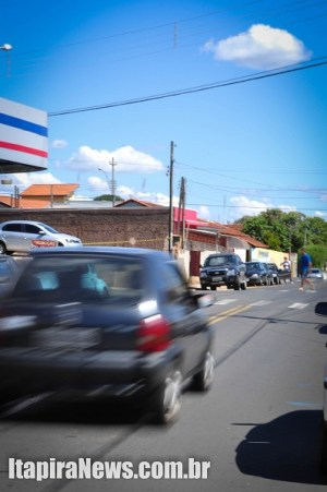 Avenida Brasil é uma das vias que terá fiscalização eletrônica
