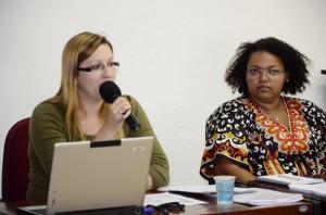 Representantes do ITCP falaram sobre vantagens da contratação (Divulgação)