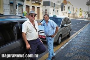 Indiferentes à Copa, Machado e Buzo preferem ficar no trabalho