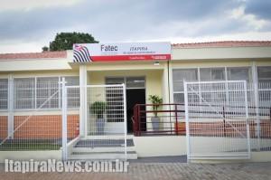 Unidade itapirense da Fatec também conta com benefícios