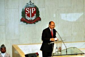 Alckmin diz que sobretaxa da tarifade água tem amparo legal  (Divulgação)