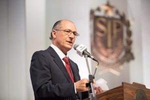 Alckmin foi reempossado governador do Estado de SP (Bruno Santos/A2 Fotografia)