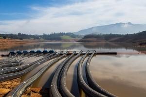Situação é melhor nas represas do Sistema Cantareira (Vagner Campos/A2 FOTOGRAFIA)