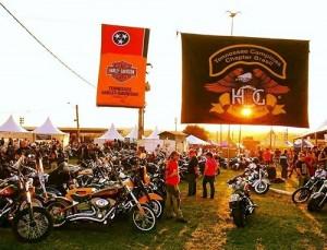 Evento reuniu milhares de motociclistas (Agência Soluciona)