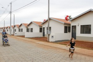 Ao todo, 453 casas foram entregues em Mogi Guaçu (A2 Fotografia/Gilberto Marques)