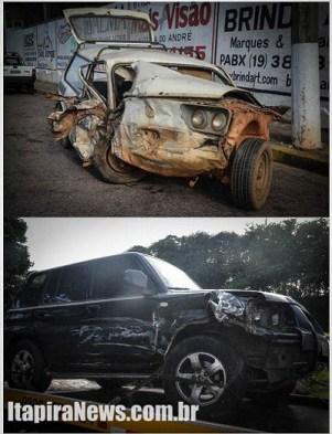 Acidente tirou a vida de passageira de Brasília na SP-352